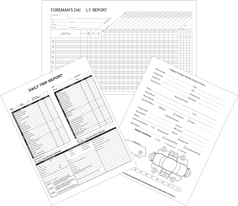 forms invoices