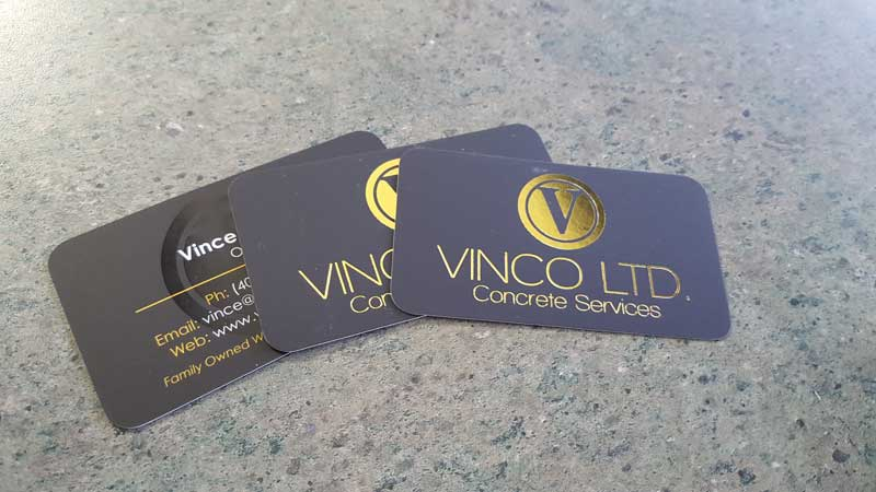 Business cards printing in calgary appointment and magnetic cards silk laminated gold foil spot uv calgary economy printers reheart Images