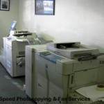 High Speed Photocopying & Fax Services
